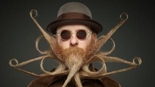 Αυτά είναι τα καλύτερα μουστάκια και οι καλύτερες γενειάδες του 2017