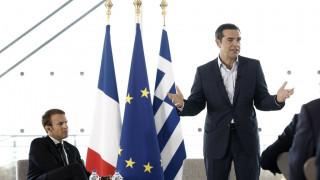 Μήνυμα Τσίπρα στους επιχειρηματίες: Επενδύστε στην Ελλάδα και δεν θα το μετανιώσετε (pics)
