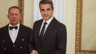 Μητσοτάκης για Μακρόν: Υποστηρίζουμε έμπρακτα τις ελληνο-γαλλικές σχέσεις
