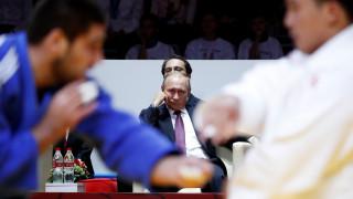 Πώς ο Βλαντιμίρ Πούτιν έκανε το τζούντο μόδα