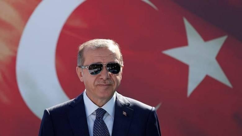 Ερντογάν: Πολιτικά υποκινούμενη η αμερικανική δίωξη του πρώην ΥΠΟΙΚ της Τουρκίας
