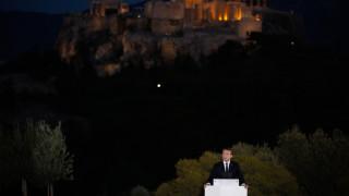 Le Soir: Ο Μακρόν χαρακτήρισε την ελληνική κρίση... αποτυχία για την Ευρώπη