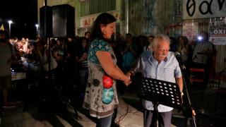 Ζωή Κωνσταντοπούλου σε Γλέζο: Α ρε Μανώλη με την πάρτη σου...