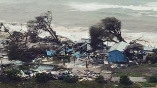 Τυφώνας Ίρμα: Ο γιος του Ρίτσαρντ Μπράνσον καταγράφει τις βιβλικές καταστροφές