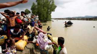 ΟΗΕ: Χιλιάδες Ροχίνγκια αναζητούν καταφύγιο στο Μπανγκλαντές