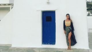 Eυγενία Νιάρχου: Με τους Μακρόν στη λίστα των πιο καλοντυμένων του Vanity Fair