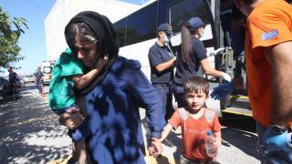 «Καμπανάκι» για τις συνθήκες διαβίωσης των προσφύγων στα νησιά του Ανατολικού Αιγαίου