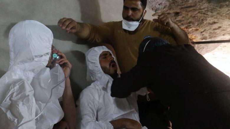 Η Δαμασκός απορρίπτει έκθεση του ΟΗΕ για χρήση χημικών όπλων από τις δυνάμεις της