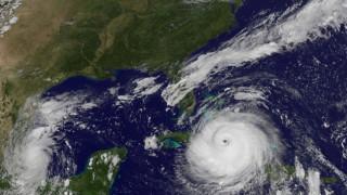Ο κυκλώνας Ίρμα ενισχύθηκε ξανά στην κατηγορία 5