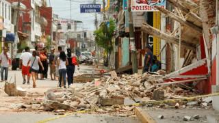 Αυξάνεται η λίστα με τους νεκρούς απο τον φονικό σεισμό στο Μεξικό (pics)