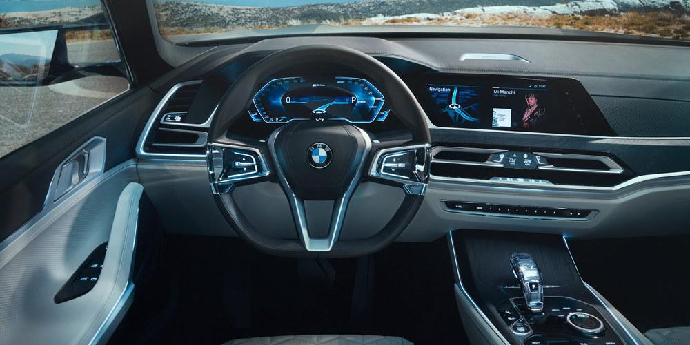 BMW X7 IPERFORMANCE 16a