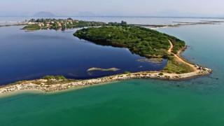 Η «Πολυνησία» της Ελλάδας από ψηλά (Vid)