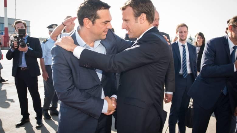 Ελλάς, Γαλλία… κεντροαριστερή συμμαχία