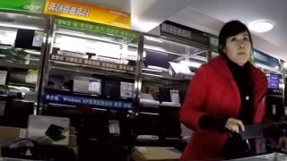 Έτσι είναι ένα κατάστημα ηλεκτρονικών ειδών στη Βόρεια Κορέα (Vid)