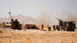 Ο συριακός στρατός κατέλαβε περιοχή με πετρελαιοπηγές από τον ISIS