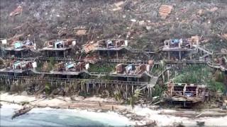 Φονικό το πέρασμα του τυφώνα Ίρμα από την Καραϊβική - Συναγερμός στη Φλόριντα