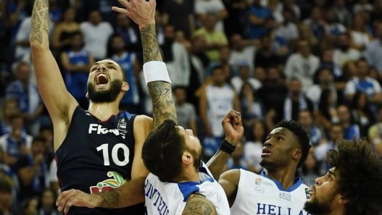 Eurobasket 2017: Σόου Αντετοκούνμπο και Πρίντεζη πριν το Ελλάδα-Λιθουανία (vids)