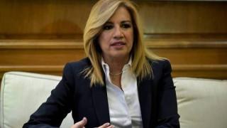 Γεννηματά: Όλα τα προγράμματα Θεσσαλονίκης του Τσίπρα έχουν πνιγεί στον Θερμαϊκό