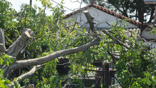 Καταστροφές από την κακοκαιρία στην Πέλλα (pics+vid)
