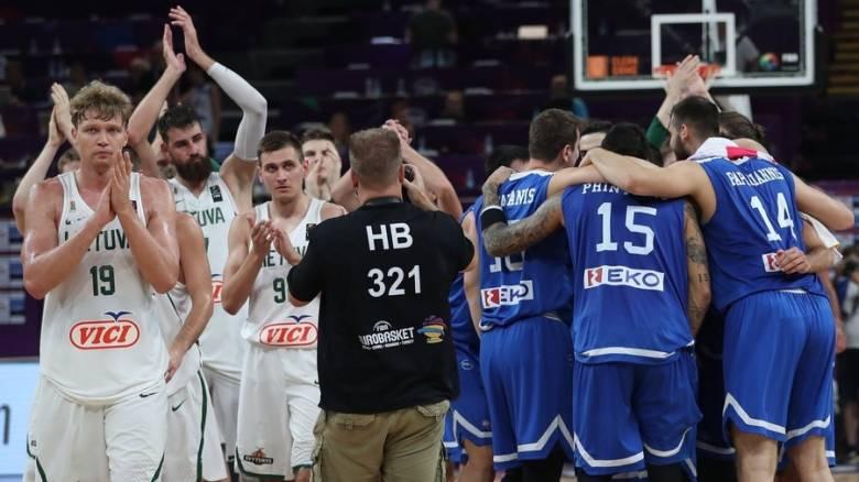 Eurobasket 2017: Στους 8 η Ελλάδα, μεγάλη πρόκριση επί της Λιθουανίας (vids)