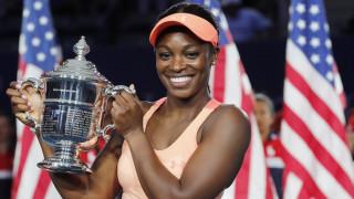 US OPEN: Η Στίβενς είναι η νέα «βασίλισσσα» του Αμερικανικού τέννις (vids)