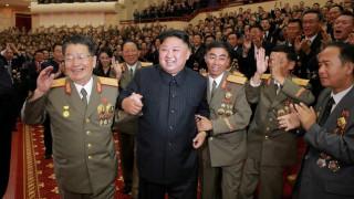 Β. Κορέα: Χωρίς εκτόξευση πυραύλου οι εορτασμοί για την επέτειο ίδρυσης του καθεστώτος