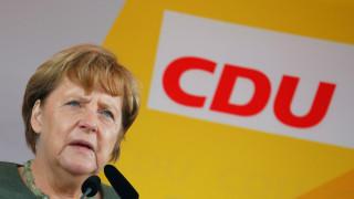 Γερμανία δημοσκόπηση: ψηλά στις προτιμήσεις το CDU παρά τη μικρή μείωση των ποσοστών του