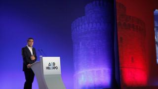 «Προεκλογική» ομιλία Τσίπρα στη ΔΕΘ - Φυγή προς τα μπρος με επενδύσεις και «δίκαιη ανάπτυξη»