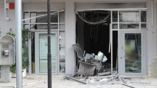 Άγνωστοι ανατίναξαν μηχάνημα ΑΤΜ στο Δρομοκαϊτειο