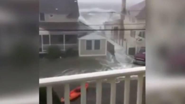 Τρομακτικό βίντεο από την «οργή» της Ίρμα στη Φλόριντα