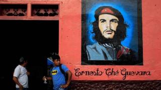 Στη Βολιβία τα παιδιά του Τσε Γκεβάρα για την 50η επέτειο από τον θανατό του