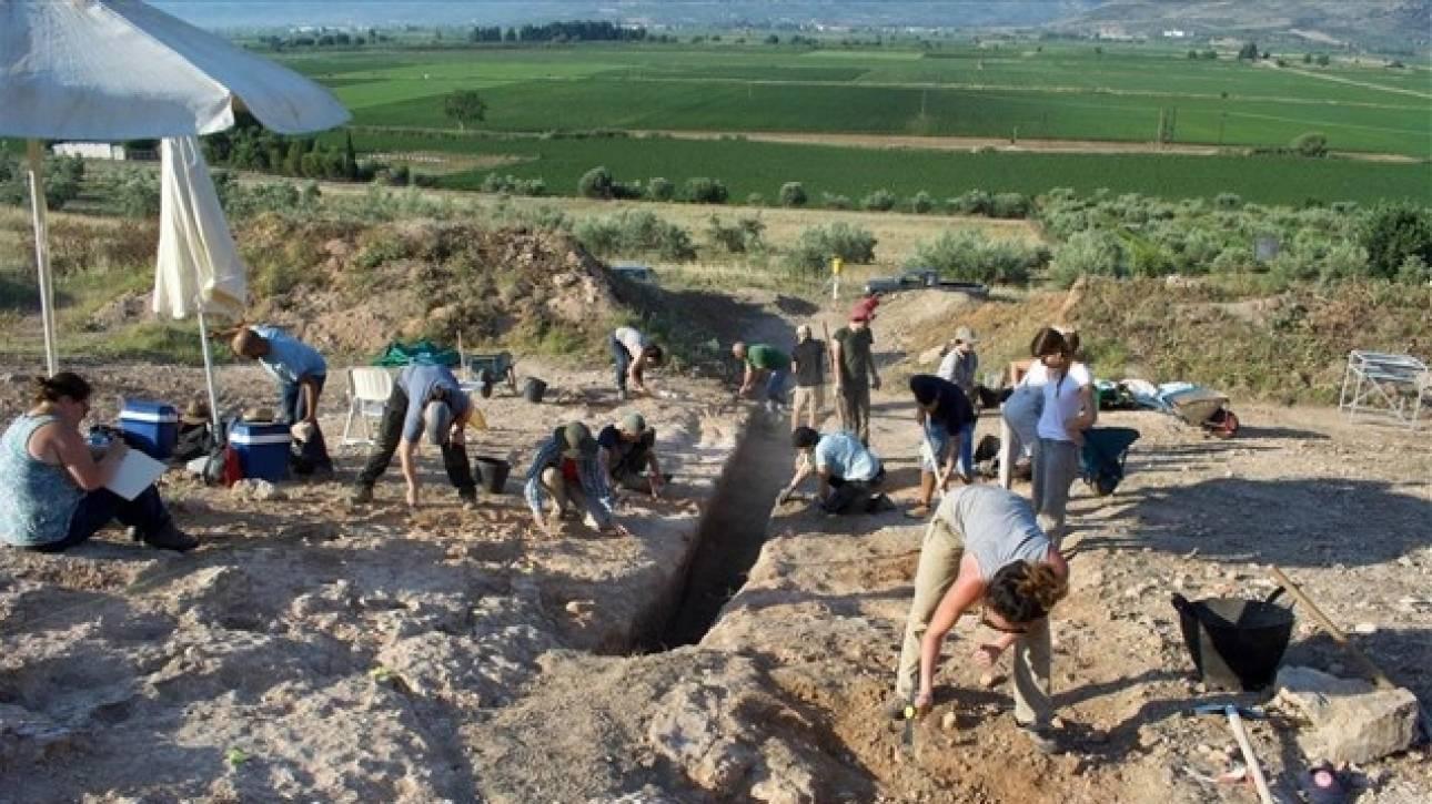 Μνημειώδης μυκηναϊκός τάφος βρέθηκε στον Ορχομενό Βοιωτίας (pics)