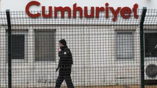 Επαναλαμβάνεται η δίκη της εφημερίδας Cumhuriyet - Θύελλα αντιδράσεων
