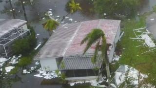 Ίρμα: Drone καταγράφει τις ζημιές στη Νάπολη της Φλόριντα (vid)