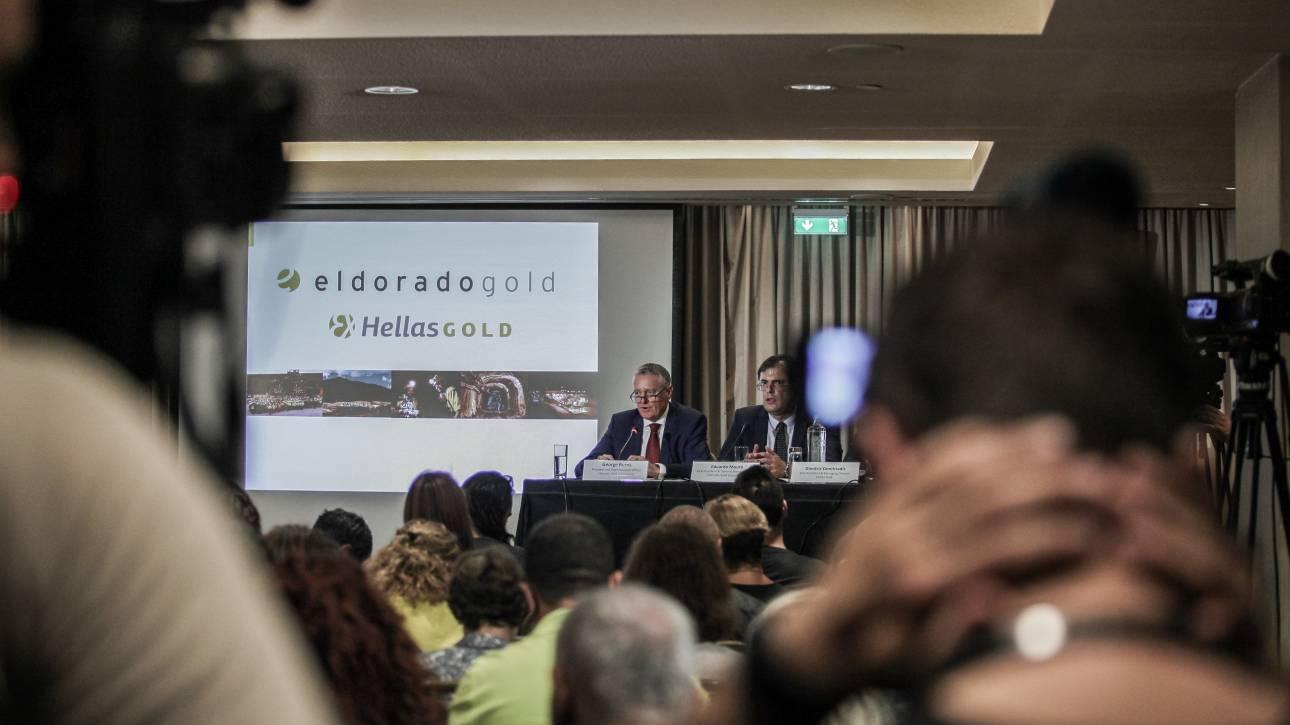 Πολιτικό «γουέστερν» κυβέρνησης-αντιπολίτευσης για την Eldorado