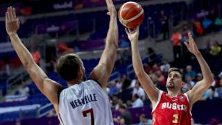 Eurobasket 2017: «Επιχείρηση Ρωσία» για την Εθνική ομάδα (vid)