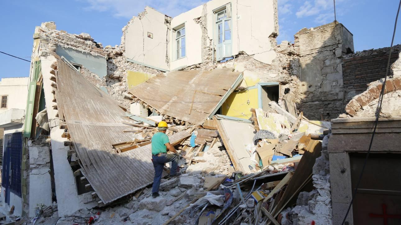 Μυτιλήνη: Σε λυόμενες αίθουσες θα κάνουν μάθημα οι μαθητές των σεισμόπληκτων χωριών