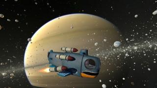 «Polaris: Το διαστημικό υποβρύχιο» στο Ψηφιακό Πλανητάριο του Ιδρύματος Ευγενίδου (trailer)