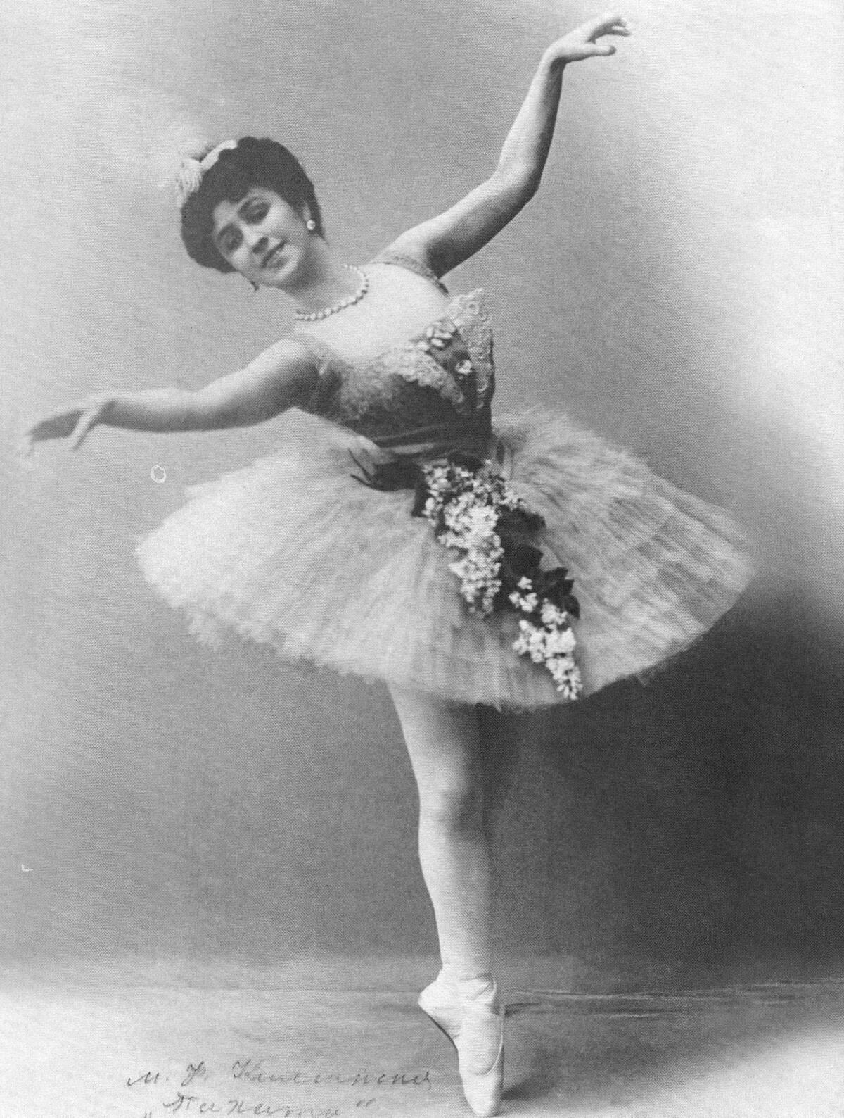 Talisman Mathilde Kschessinska Niriti 1909