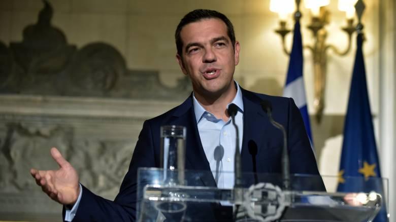 Ο γερμανικός Τύπος για την Ελλάδα: Ο Τσίπρας ανακοινώνει επιστροφή στην ανάπτυξη