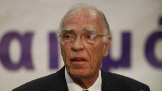 Λεβέντης: Δεν ζητώ εκλογές αλλά σχηματισμό ευρείας κυβέρνησης