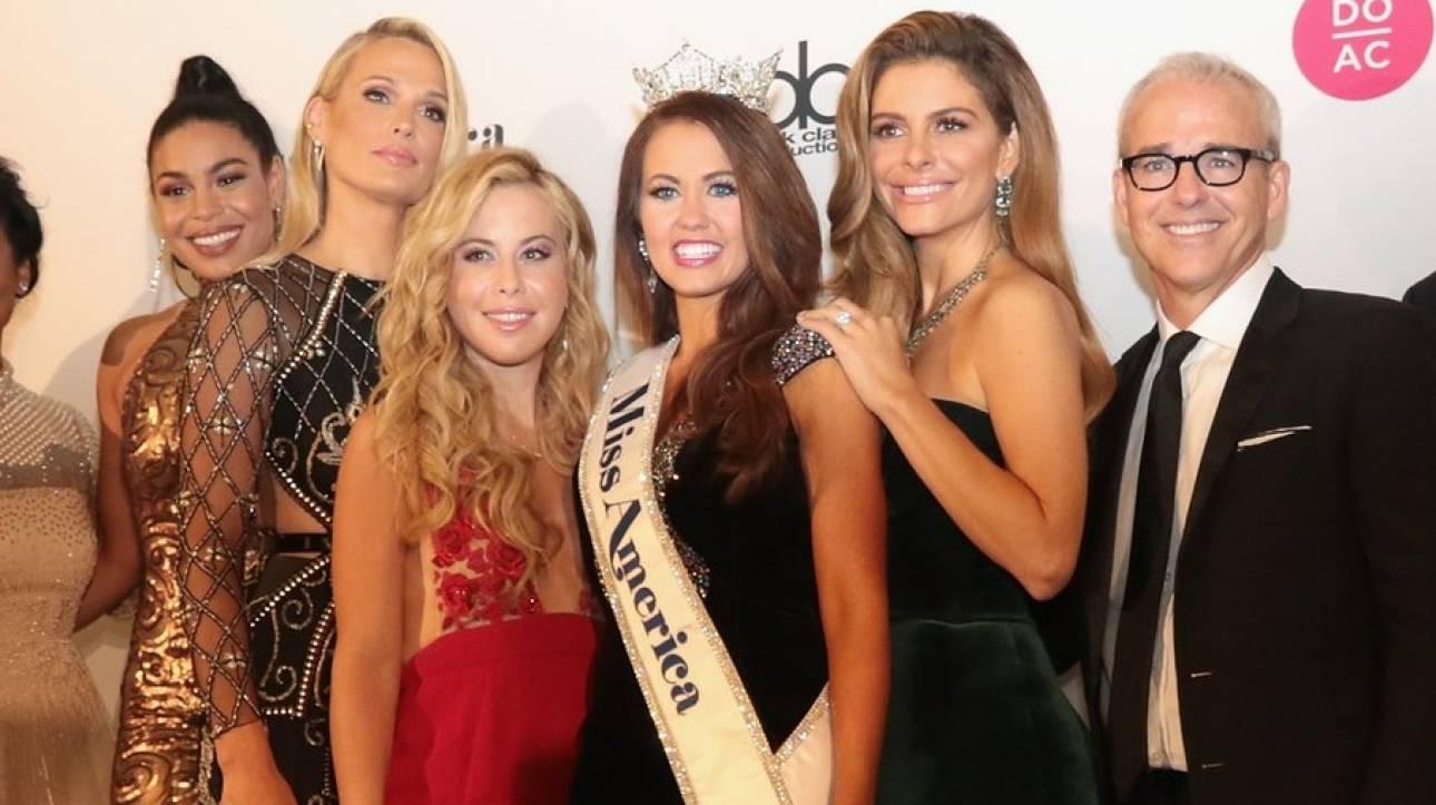 Μαρία Μενούνος & Miss America φέρνουν την κλιματική αλλαγή στα καλλιστεία