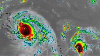 Ίρμα: Το δεκαήμερο της καταστροφής σε 30 δευτερόλεπτα