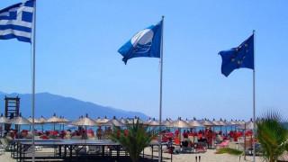 19 ακτές έχασαν την «Γαλάζια Σημαία»