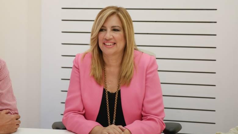 Γεννηματά από τη ΔΕΘ: Το προσωπείο του φιλοεπενδυτή κ.Τσίπρα κατέρρευσε