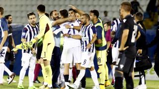 Super League: Ισοπαλία χωρίς γκολ για Απόλλωνα και ΠΑΟΚ