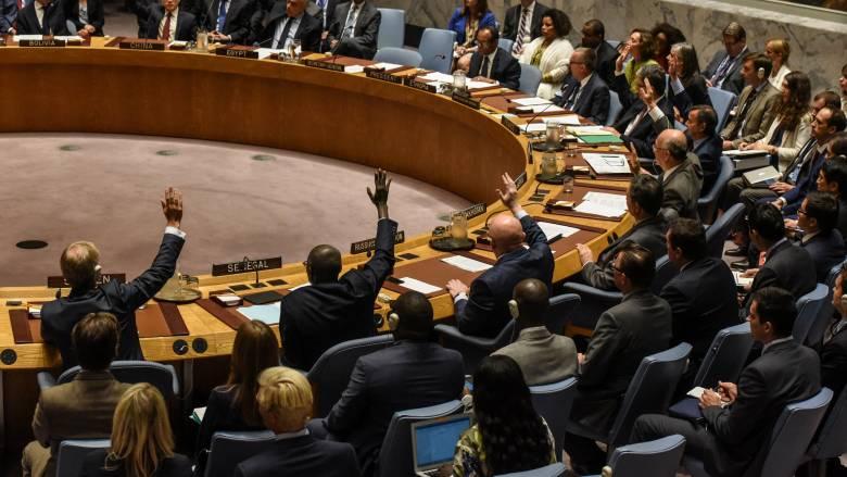 Ομόφωνη απόφαση του Συμβουλίου Ασφαλείας για νέες κυρώσεις στη Βόρεια Κορέα