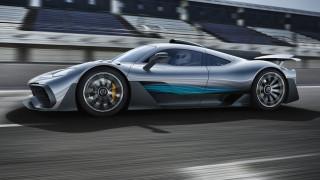 Η Mercedes-AMG Project One είναι το πιο high tech υπερ-αυτοκίνητο του κόσμου
