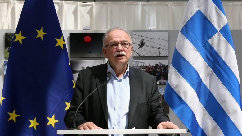 Παπαδημούλης: Πρέπει να αποφασίσουμε τι Ευρώπη θέλουμε