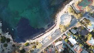 Η οικολογική καταστροφή στη Σαλαμίνα από ψηλά (Vid)